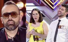 Una malagueña se enzarza con Risto Mejide en 'Factor X': «Ojalá te equivoques como lo hiciste con Pablo López»