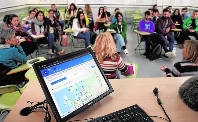 Un millar de universitarios disfrutarán de la beca Erasmus, que ha endurecido el requisito de idioma