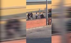 Tres detenidas tras una trifulca con la policía junto a la estación de autobuses de Málaga