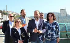 Juan Cassá visita Olías y propone mejoras en el barrio para que «salga del olvido»