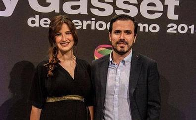 Alberto Garzón y su mujer esperan su primer hijo