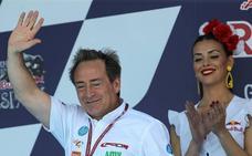 Sito Pons: «El objetivo es ganar el Mundial de Moto2»