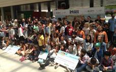 El colegio El Divino Pastor y el Centro FP-PTA CESUR de Málaga ganan el Concurso Escolar de la ONCE