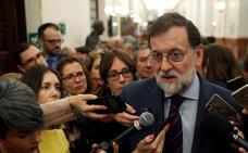 Rajoy se aferra al liderazgo de PP en el CIS en «circunstancias muy difíciles»