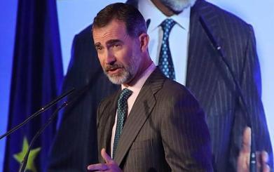 El Rey: «España ha demostrado que la democracia derrota siempre al terrorismo»
