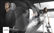 Los vuelos de Uber costarán más de 100 euros
