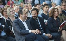 Daniel Pérez concita la unidad del PSOE en torno a su candidatura