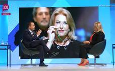Flor de Torres, protagonista hoy en 'La Alameda'