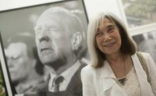 María Kodama: «No soy la viuda de Borges, soy el amor de Borges»