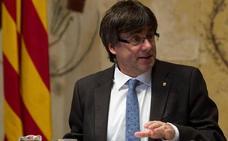 El Constitucional rechaza suspender cautelarmente la delegación de voto de Puigdemont y Comín