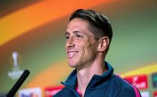 Torres: «El Atlético siempre estará por encima de todos los nombres»