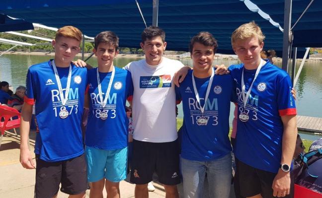 El Club Mediterráneo logra dos medallas en la Copa de Andalucía