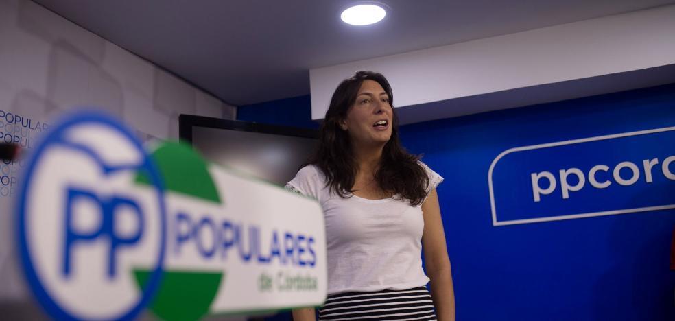 El PP ataca a Díaz por el asunto de la tarjeta usada en un club de alterne