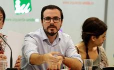 La militancia de IU votará en julio sobre la confluencia con Podemos
