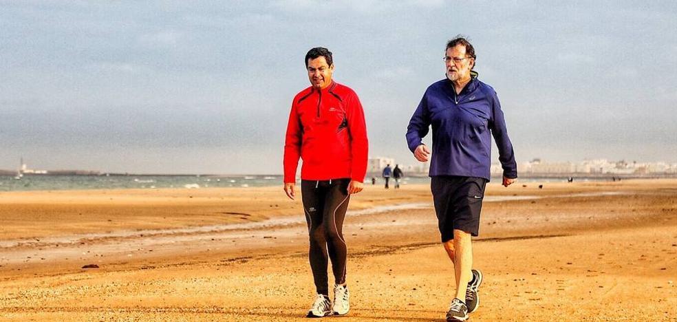 Rajoy marca a Andalucía como territorio clave para «volver a ganar elecciones»