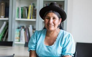 «Las mujeres deben organizarse para luchar por su espacio en el mundo rural»