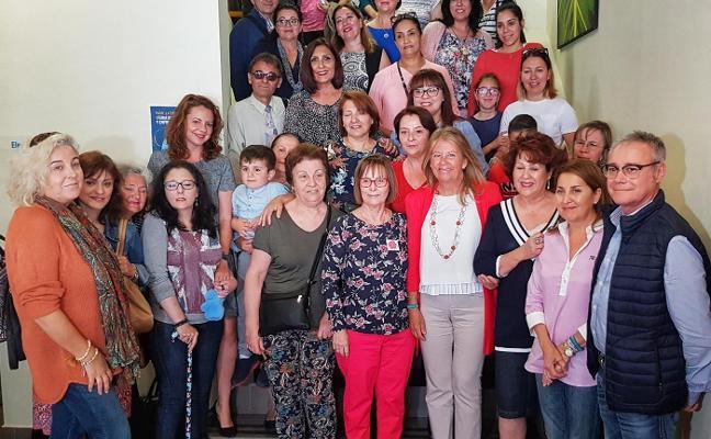 Muestras de apoyo en el Día Internacional de la Fibromialgia y la Fatiga Crónica