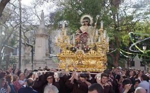 Capuchinos renueva su devoción a la Divina Pastora