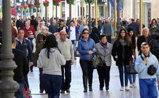 Las franquicias ganan cada vez más terreno en las calles de Málaga