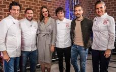 Pablo Alborán se cuela en la cocina de 'MasterChef 6' para probar un menú de Dani García