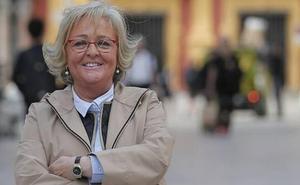 Teresa Porras:«He venido a traer la paz a Limasa»