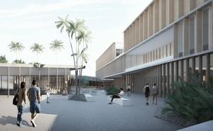 Paralizado el proyecto de la Facultad de Turismo en Málaga al presentarse un recurso
