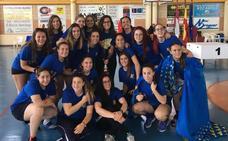 El Málaga Norte asciende a la segunda categoría de balonmano femenino