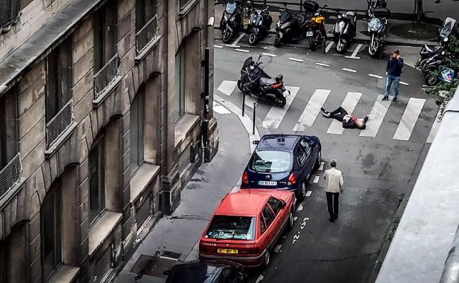 Un refugiado checheno fichado desde 2016 es el autor del atentado de París