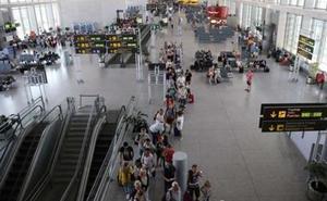 El Aeropuerto de Málaga roza los 1,7 los millones de viajeros