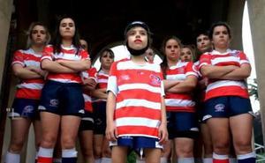 Las jugadoras de rugby se manifiestan tras ser olvidadas en un spot oficial y su vídeo se hace viral