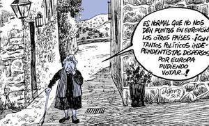 La viñeta de Idígoras (14|05|2018)