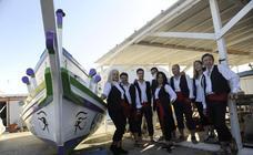 Jábegas de El Palo y Pedregalejo navegarán por Venecia