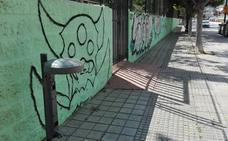 El vandalismo callejero en la capital les cuesta a los malagueños 1,7 millones al año