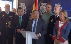 Zoido considera hechos excepcionales los últimos crímenes en Marbella