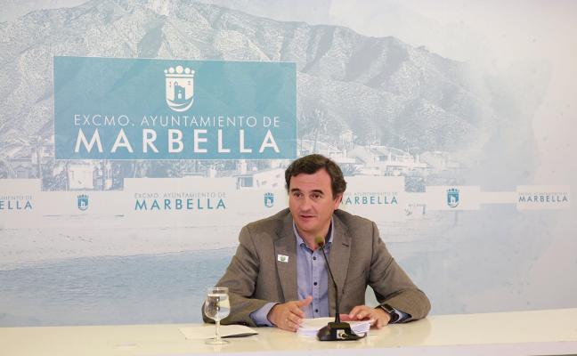 Marbella pide a la Junta una gestión «más valiente» para desbloquear el hospital