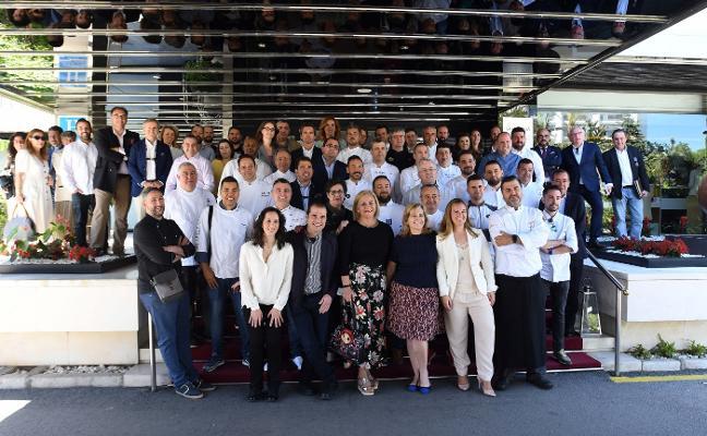 Alta gastronomía andaluza a debate en Marbella