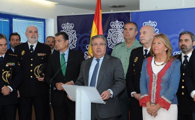 Zoido anuncia una nueva comisaría para Marbella, que se construirá en Trapiche Norte