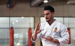 Málaga concede a Damián Quintero una 'Estrella al Mérito Deportivo'