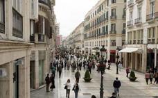 Detenido un hombre por presuntos abusos sexuales a dos mujeres en el centro de Málaga