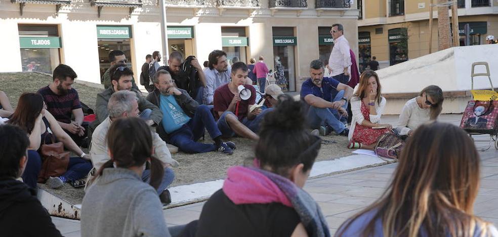 La plataforma 'Málaga No se Vende' trabajará para atraer a nuevos colectivos