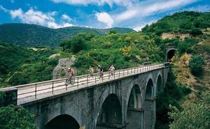 25 años de Vías Verdes: 123 rutas y 2.700 kilómetros abiertos