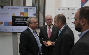 La UMA se suma al Polo Digital con una red de cátedras para impulsar el desarrollo tecnológico