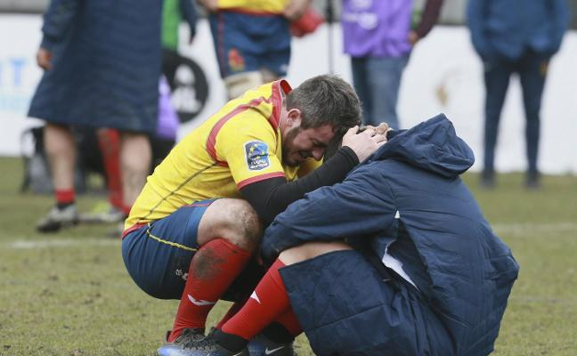 El Bélgica-España no se repetirá y la selección no acudirá al Mundial de rugby