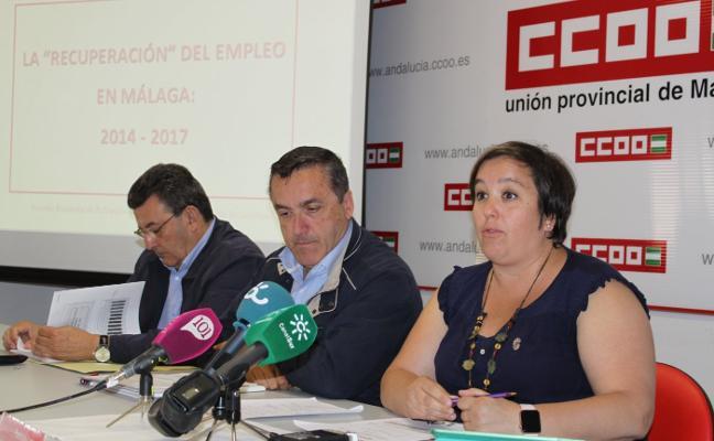 A la provincia le faltan aún 45.700 empleos para alcanzar el nivel previo a la crisis