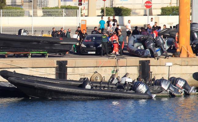 La lancha que mató a un niño en Algeciras fue usada en operaciones de narcotráfico