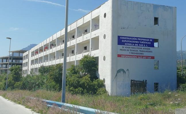 Ávilas Rojas quiere vender el edificio incautado donde se ha previsto la Ciudad de la Justicia