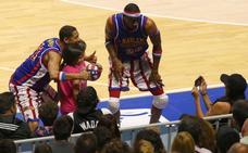 El espectáculo de los Harlem Globetrotters, en Málaga