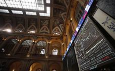 El Ibex-35 baja un 0,95% por la presión italiana