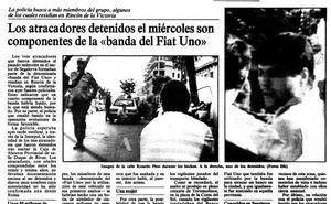 Mañana de atracos, tiros y rehenes en El Molinillo