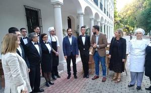 Dani Pérez estrenará el restaurante de La Cónsula